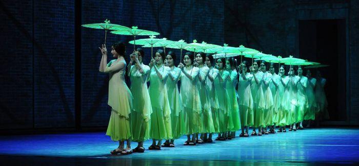 静观中国舞剧的创新