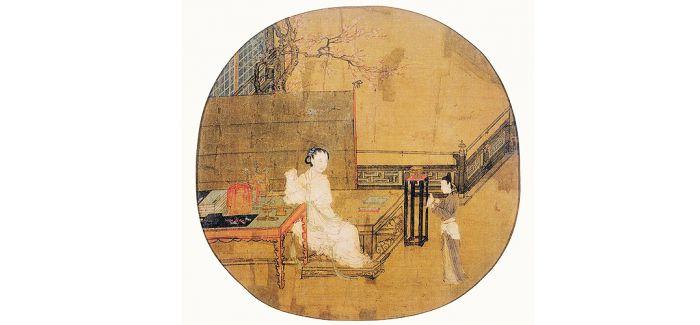 扇面:咫尺方圆间的艺术