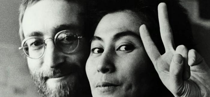 小野洋子东京策展 重温与列侬爱的轨迹