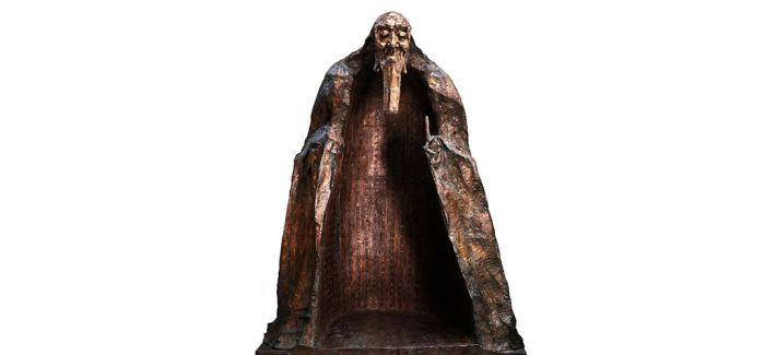 """到国家大剧院中""""听""""中华文化名人的雕塑故事"""