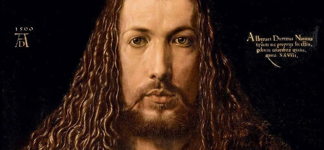 这不是耶稣 而是丢勒