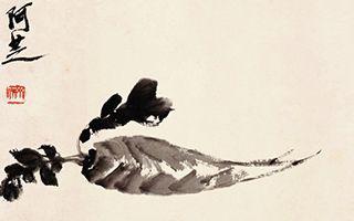 齐白石的画与诗