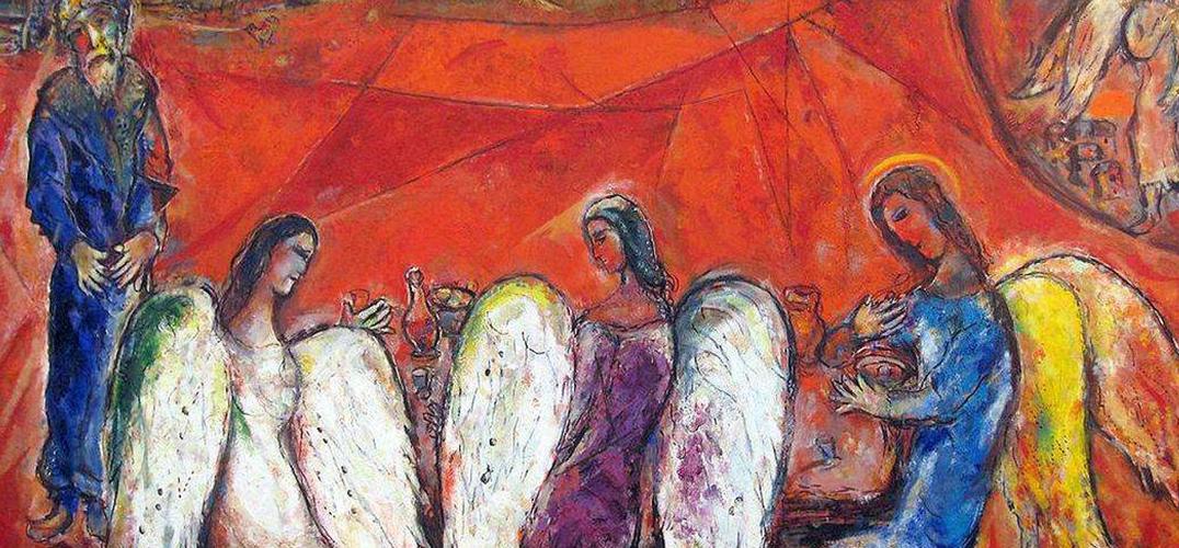 夏加尔:跨越宗教的流浪者