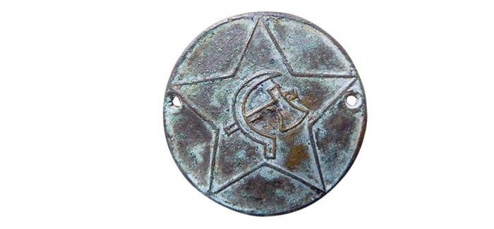 红军铜帽徽上的历史与寓意