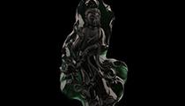 墨翠:黑得透彻 绿得自在