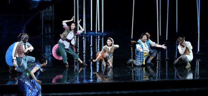 大仲马逝世150周年 国家大剧院新制《基督山伯爵》