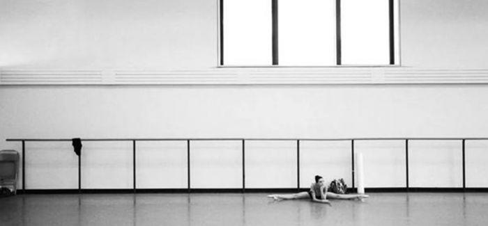 纽约芭蕾舞团的日常