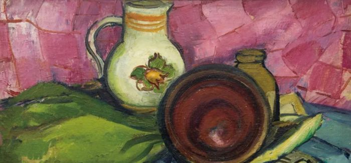 埃乌琴·博巴与中国当代绘画的渊源