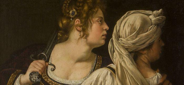 阿尔泰米西娅:自画像中的女性自由