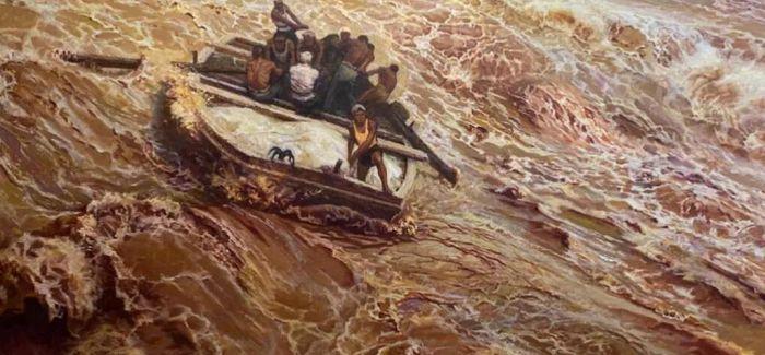 艺术家如何理解生生不息的黄河?