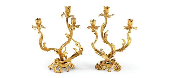 法国装饰艺术品展现法式工艺及美学