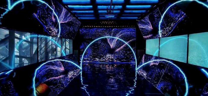 中国美院跨媒体艺术节 开启离2020最近的未来