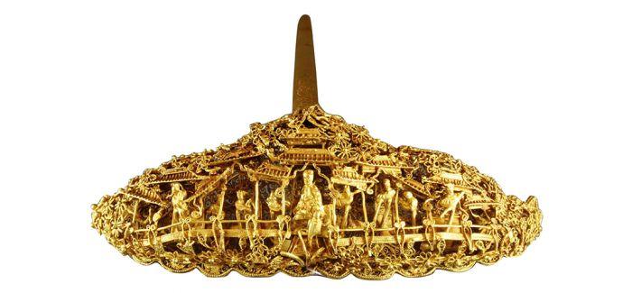 """在苏州博物馆探索那个""""金光灿烂的世界"""""""