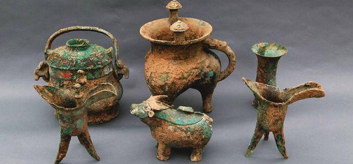 吉林松花江岸发现大量古代遗存