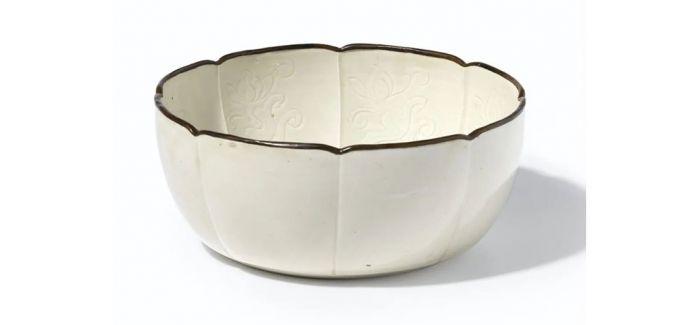 花口碗:宋人的饮食雅趣