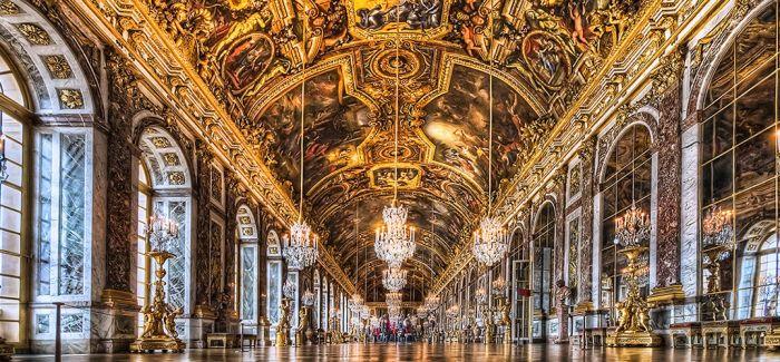 """跳芭蕾的""""爱美""""国王造出了一座浪漫的宫殿"""