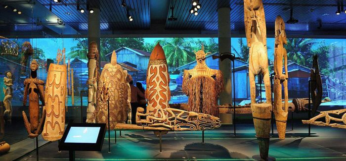法国将归还27件殖民时期文物   一周艺事