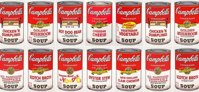 """安迪·沃霍尔的""""艺术""""就是罐头和可乐?"""