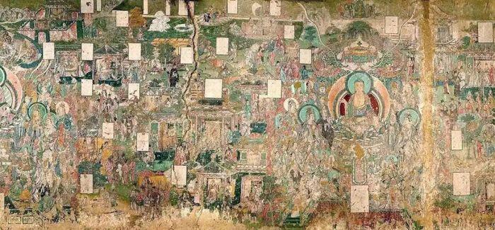 用数字化技术揭示宋代壁画的神奇