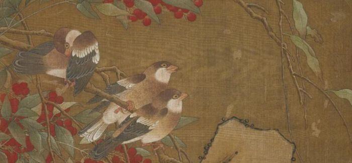 佳士得香港秋拍呈献中国书画花鸟画