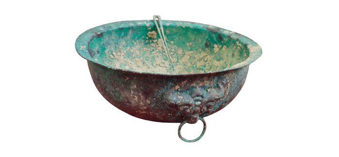 从一件青铜器中管窥古人的生活