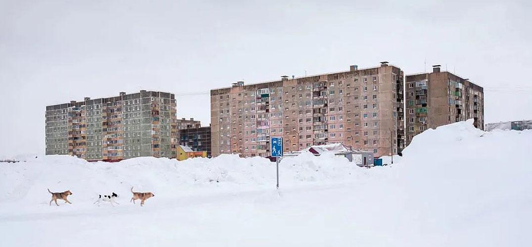 冻土之上的废墟美学