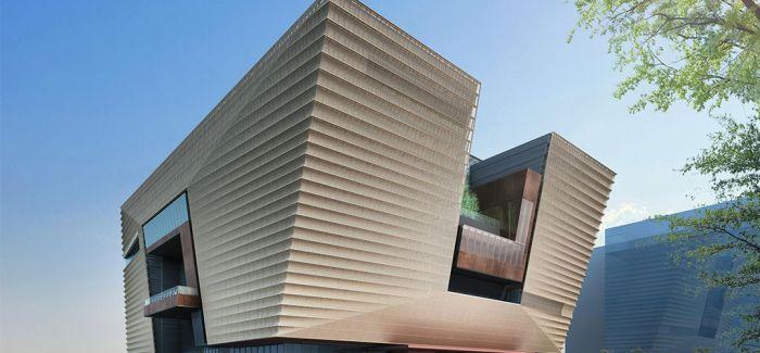 已封顶!香港故宫文化博物馆将于2022年中旬对外开放