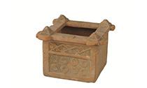东汉方形钱纹陶井的寓意