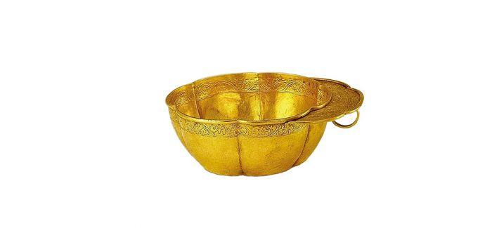 """古人的""""黄金杯"""""""