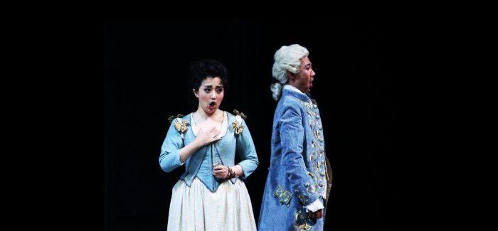 天津大剧院将上演音乐会版歌剧《费加罗的婚礼》