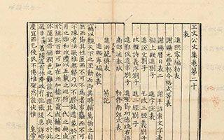 宋龙舒本《王文公文集》永乐全球首拍 以2.6亿元成交