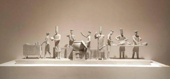 40余件雕塑作品广州艺术博物院展出