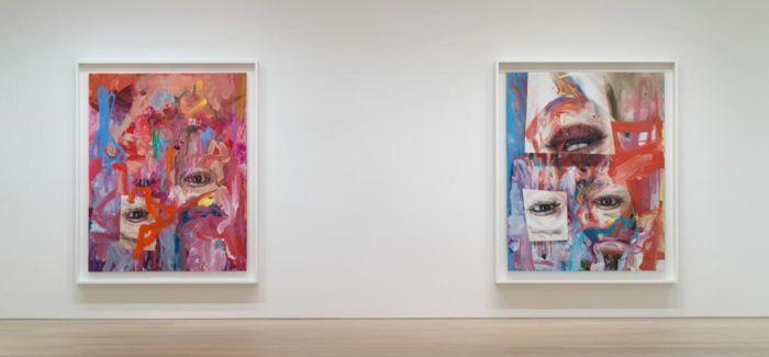 珍妮·萨维尔最新绘画个展于高古轩纽约展出