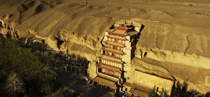 120幅作品纪念敦煌莫高窟藏经洞发现120周年