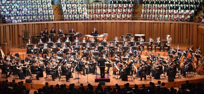 原创京剧交响套曲奏响大运河的前世与今生