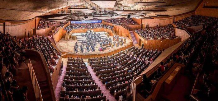 深圳原创大型交响套曲《我的祖国》献演广东省艺术节