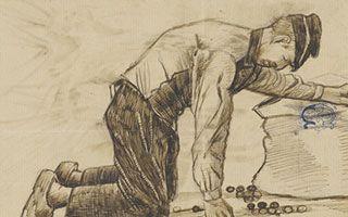 在书信中探索梵高的艺术生涯