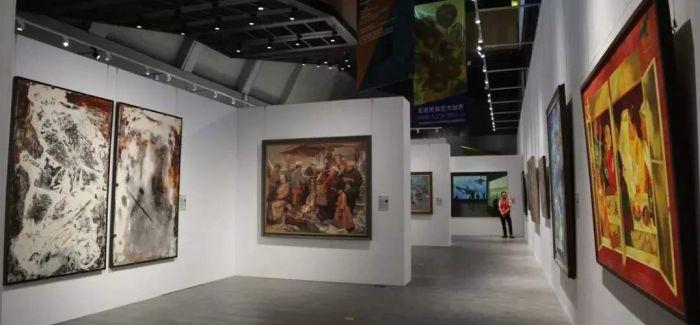 第二届深圳大芬国际油画双年展开幕