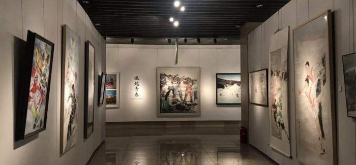 VR助力267位青年艺术家线上展览开幕