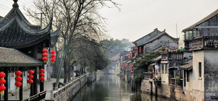 枫泾:当江南古镇的隽永遇见现代创新的火花