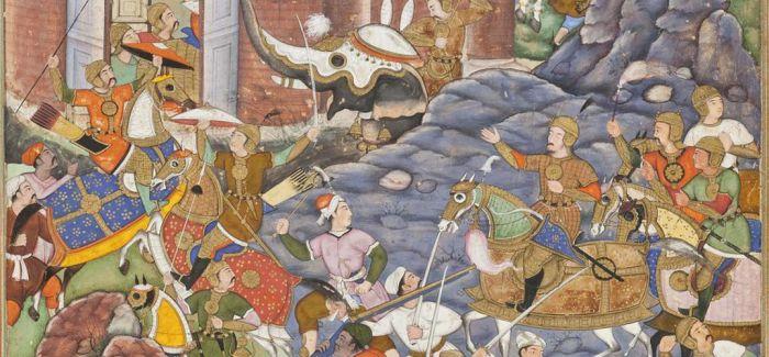 浅聊印度古国细密画