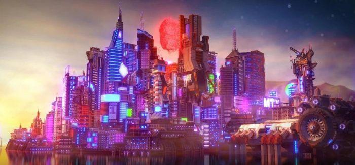"""""""夜之城""""中藏着怎样的设计美学"""
