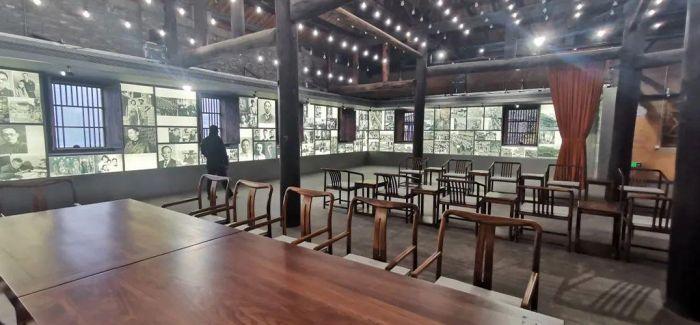 重庆故宫文物南迁纪念馆初步开放