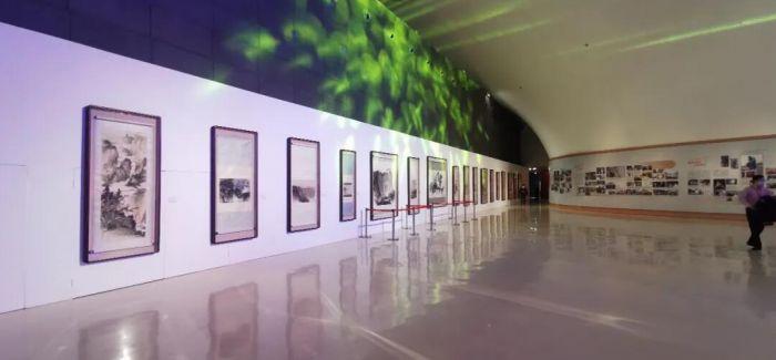 中国对外艺术展览有限公司成立70周年典藏精品展开幕