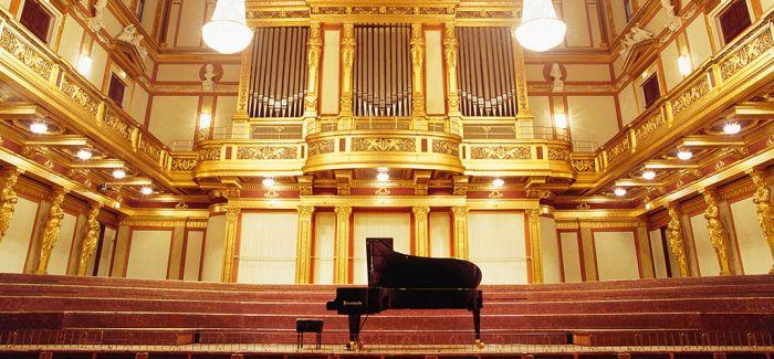 疫情下维也纳新年音乐会将于空荡荡的金色大厅中举行