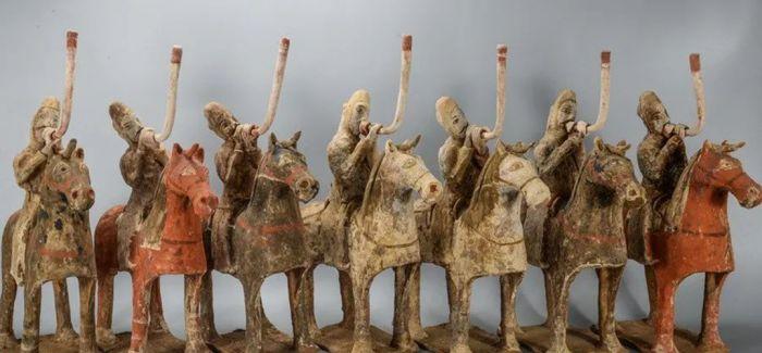 西安发现大型十六国时期高等级墓葬