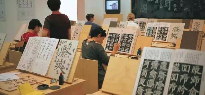 徐冰:艺术的核心无关乎形式 而是一种有价值的思维