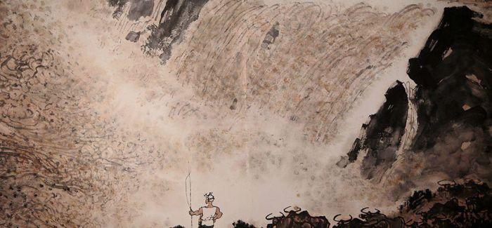 """在中国美术馆细品河南美术的""""中原画风"""""""