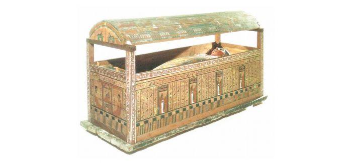 古埃及木棺的变迁史
