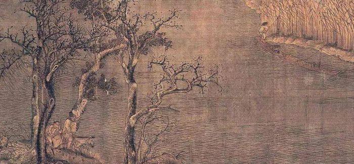 江岸行旅 寒林雪霁 围炉烹茶...古人冬日活动很丰富